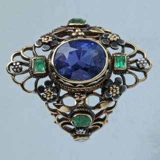 Superb Arts & Crafts Ring