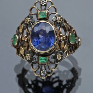 Superb Arts & Crafts Ring