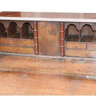 19th Century Oak Bureau