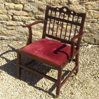 Antique Carver Chair