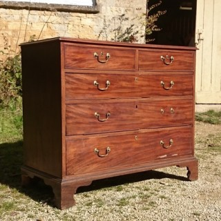 Antique Chest Of Drawers Cuban Mahogany