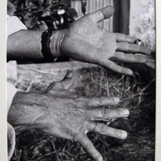 Les Mains (Picasso's hands)