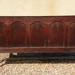 Antique Vernacular Bench or Settle
