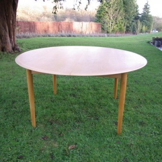 Danish Mid Century Table and Chairs