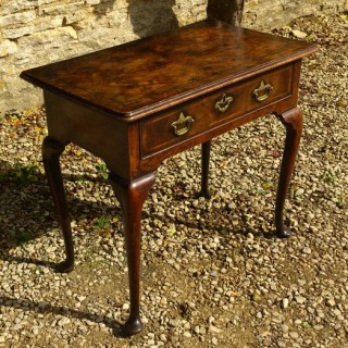 Early 18th Century Antique Sidetable