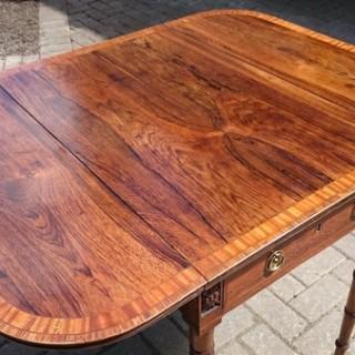 Early Nineteenth Century Pembroke Table