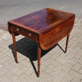 Early Nineteenth Century Pembroke Table