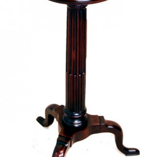 Antique Georgian Mahogany Kettle Stand