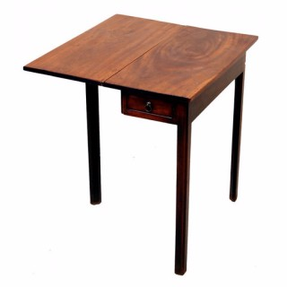 Antique Georgian Mahogany Centre Table