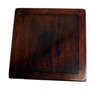 Antique Oriental Hardwood Coffee Table
