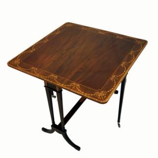Antique Mahogany Sutherland Table
