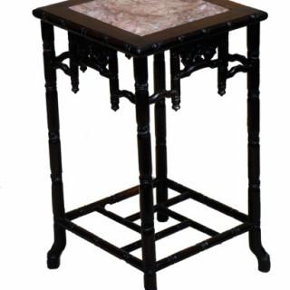 Oriental Hardwood Table
