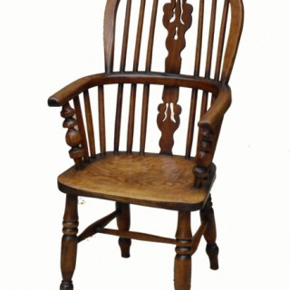 Antique Childs Windsor Chair