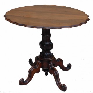 Antique French Rosewood Table