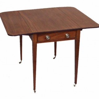 Mahogany Antique Pembroke Table