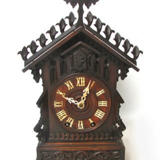 Twin fusee 8 day Cuckoo Clock