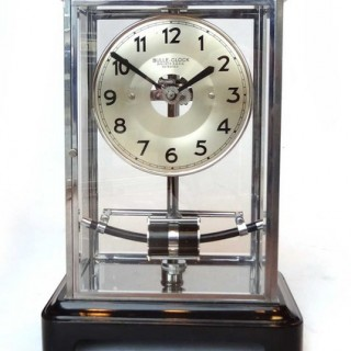 Bulle Four-Glass Electromagnetic Clock
