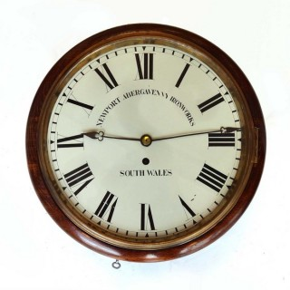 Antique Welsh Dial Clock