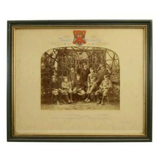 Trinity College, Cambridge University, Beagle Committee Photograph
