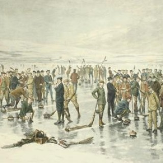 Royal Caledonian Curling Club, Medal Day