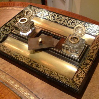 Regency Pen and Ink Tray