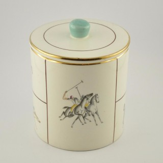 Gio Ponti cookie jar