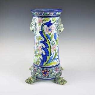 Salvini art nouveau vase