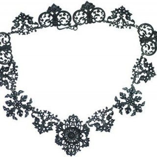 Berlin Iron Necklace