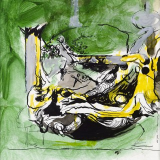 U Shaped Tree Root Form, Picton, by GRAHAM SUTHERLAND OM 1908 - 1980