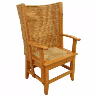 Pine Orkney Chair