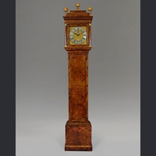 An important Queen Anne month duration longcase clock, by DANIEL QUARE, London c1705