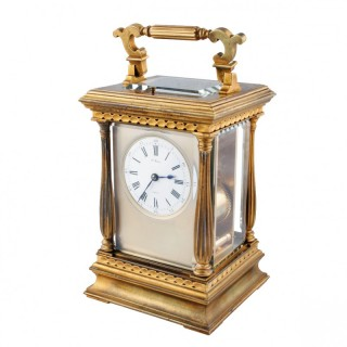 Repeat Carriage Clock by Henry Marc