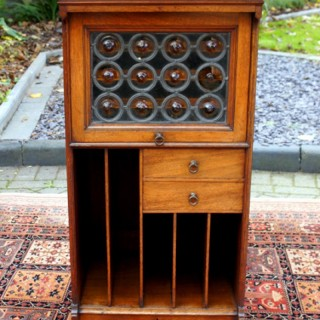 Antique Arts and Crafts Cabinet by Liberty and Co.