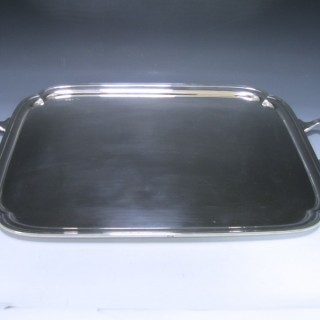 Sterling Silver Tray