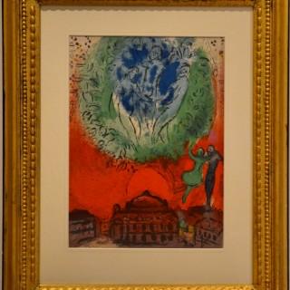 L'OPERA, 1964 - Marc Chagall