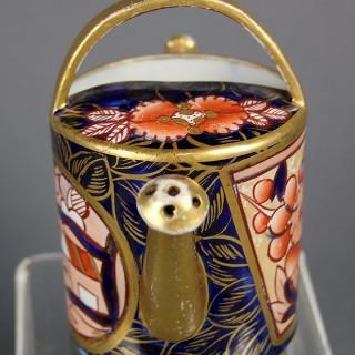 Mason's Ironstone Miniture watering can