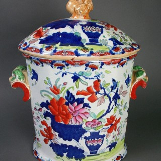 Mason's Ironstone China dough/bread bin