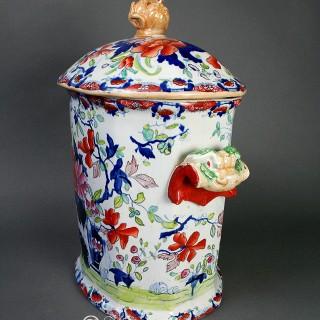 Mason's Ironstone China dough/bread bin