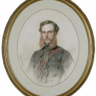 Portrait of Lieut. Richard Hassell Thursby