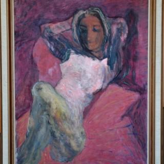 Reclining Figure - Henryk Gotlib