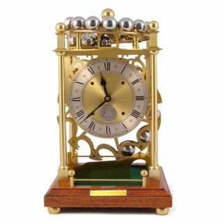 Harding & Bazeley Spherical Weight Clock