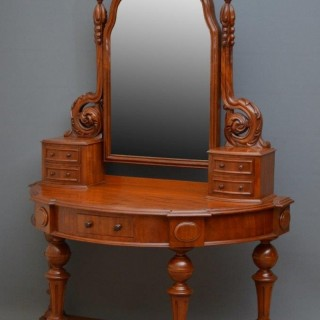 Victorian Mahogany Duchess Stand – Dressing Table
