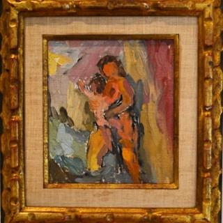 Mother & Child - Eugenie Baizerman