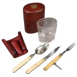 Travel Cutlery Barrel