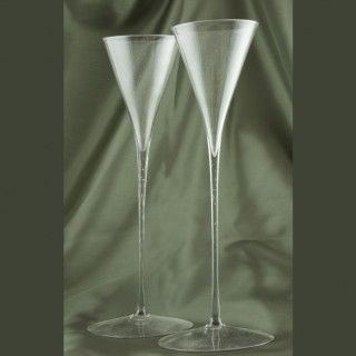 Pair of Toasting Glasses
