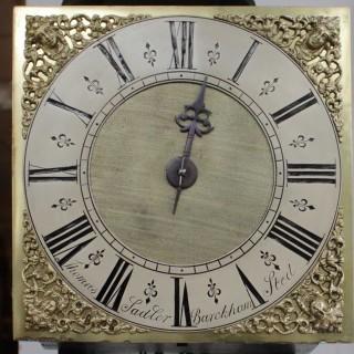 1730s 30-hour Birdcage Movement by Sadler Berkhamsted