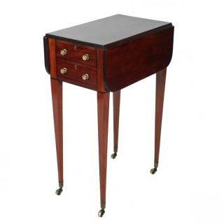 Regency Miniature Pembroke Table