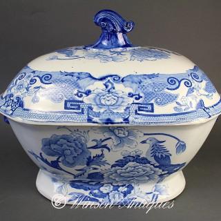Mason's Ironstone China soup tureen