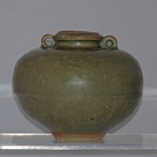 Southern Song / Yuan Celadon  Jar