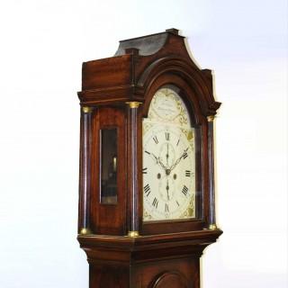 8-day Oak Longcase clock by Coster, Henley